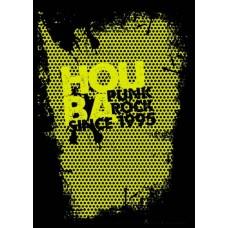 """Samolepka Houba """"Honeycomb yellow"""""""