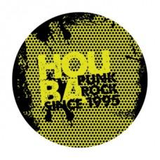 """Placka Houba """"Honeycomb Yellow"""""""