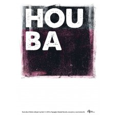 Plakát Houba 2019 s podpisy