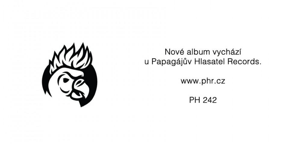 Nové album vychází u PHR Records