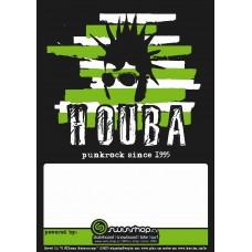 """Samolepka Houba """"Plakát Head 2008"""""""