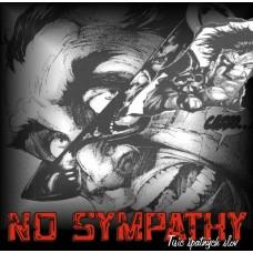 2003 CD NO SYMPATHY - Tisíc špatných slov